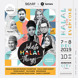 Jakarta Halal Things