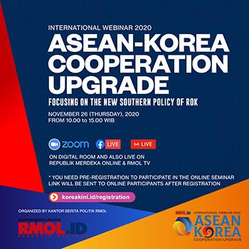 ASEAN-KOREA Cooperation Upgrade