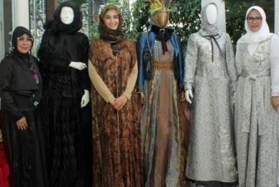 Disainer Modest Fashion Indonesia Siap Mengguncang Hongkong Fashion Week