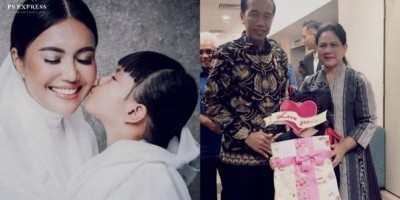 Pertemuan Presiden Jokowi, Iriana, dan Shakira Begitu Mengharukan, Denada: Terimakasih Atas Perhatian dan Kasih Sayangnya