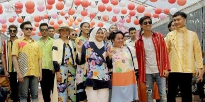 Lenny Rafael dan Irwansyah Mecs Luncurkan Summer Collection