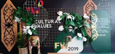 Komitmen Menjadikan Kekayaan Budaya Indonesia Sebagai Benteng Ekonomi Nasional
