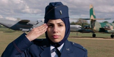 Maysaa Ouza, Prajurit Berhijab Pertama Di Angkatan Udara AS
