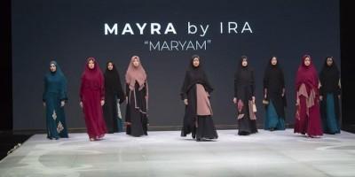 MARYAM by MAYRA, Chic dan Simple Untuk Beragam Aktivitas Muslimah Masa Kini