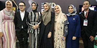 Equator Treasure, Panggung Kolaborasi Beauty & Fashion Show Persembahan Wardah