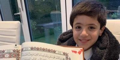 Mengenal Yusuf Aslam, Hafiz Cilik Asal Inggris