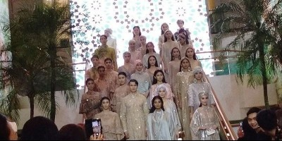 Fashion Show Muslim Modest Wear Ramadan In Style