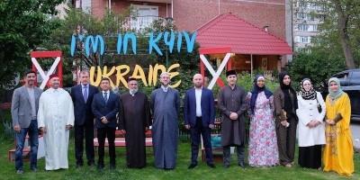 KBRI Kyiv Gelar Buka Bersama Dengan Tokoh Islam Di Ukraina