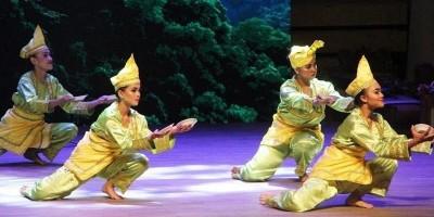 """Festival Budaya """"Jelajah Nusantara"""" Meriah Dan Pikat Hati Warga Tiongkok"""