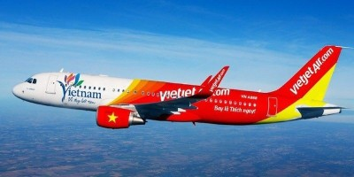 Vietjet Air Layani Rute Ho Chi Minh-Denpasar