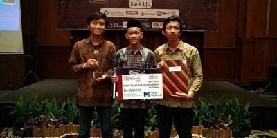 Audio to Vibration Juarai Bandung Datathon 2019