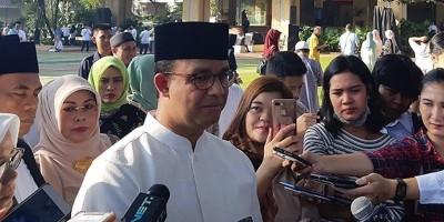 Anies Baswedan Minta Maaf pada Rakyat Jakarta, Dahulukan Sungkem ke Ibunda