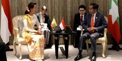 Presiden Jokowi: Isu Keamanan Rakhine State Memprihatinkan