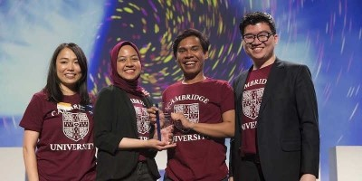 Mahasiswa Indonesia Berjaya di Kompetisi Inovasi Dirgantara Airbus
