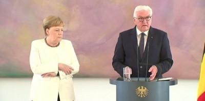 Kesehatan Angela Merkel Mulai Dikhawatirkan