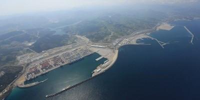 Inilah Med II, Pelabuhan di Maroko yang Terbesar di Mediterania