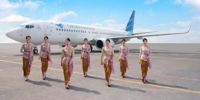 Pramugari Garuda Indonesia Punya Seragam Baru Karya Anne Avantie