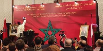 20 Tahun Raja Maroko Naik Tahta, Ini Bukti Kedekatan Hubungan Dengan Indonesia