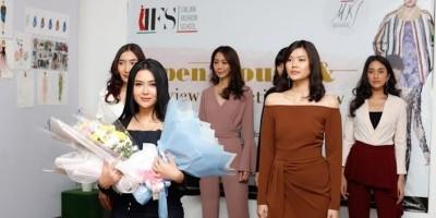 Desainer Berbakat Didikan IFS Kembali Gelar Fashion Show