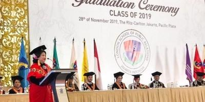 Tahun 2019, LSPR Meluluskan 1.080 Mahasiswa Serta Bertransformasi Menjadi Institut Komunikasi dan Bisnis