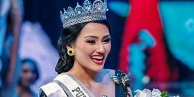 Jesica Fitriana Juarai Ajang Miss Supranational 2019