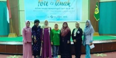 Sambut Hari Ibu ke 91 Gabungan Organisasi Wanita Bogor Gelar Lomba Ibu dan Anak