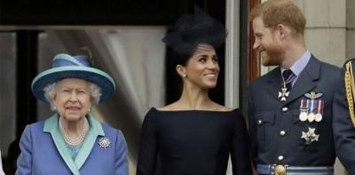 Akhirnya, Ratu Elizabeth II Ikhlaskan Harry Dan Meghan Keluar Dari Kerajaan Inggris