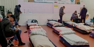 Komunitas Muslim di Inggris Sediakan Tempat Tidur Untuk Tunawisma
