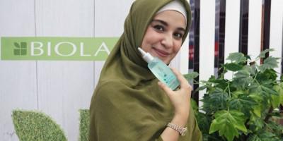 World Hijab Day 2020, Biolage Indonesia Hadiahkan  Servis Cool Therapy
