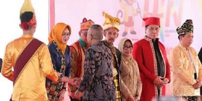 Terima Anugerah Kebudayaan, Airin: Ini Untuk Rakyat Tangsel