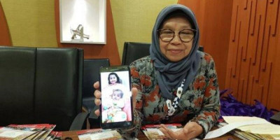 Taty Fatimah Menyerap Ilmu 10 Mantan Ketua PWI