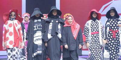 Generasi Micin Hannie Hananto Tuai Sambutan Meriah Pengunjung MUFFEST 2020