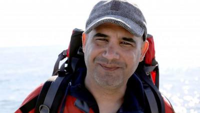 Penuhi Panggilan Allah, Farid Feyadi Jalan Kaki dari Paris ke Mekah