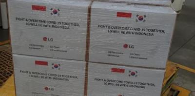 Alhamdulillah, 50 Ribu PCR Diagnostic Kit Dari Korsel Akan Tiba Hari Ini