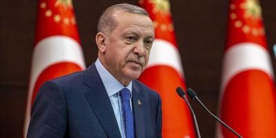 Rayakan Malam Nisfu Sya'ban Presiden Erdogan Harapkan Kebaikan Bagi seluruh Umat Manusia