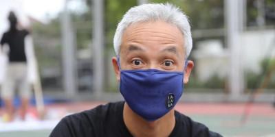 Insipiratif! Cerita Ivan Gunawan Produksi Masker Kain Gratis Di Tengah Pandemi Virus Corona