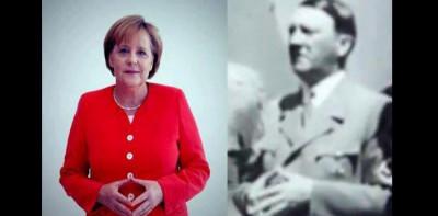 Lain Hitler, Lain Merkel