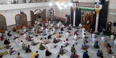 Ini Panduan Masjid dan Musala Saat New Normal