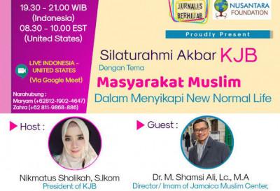 Muslim di Era New Normal: Menghayati Islam Sebagai Agama Segala Zaman
