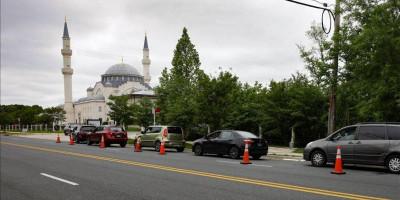 Setelah Tiga Bulan Penutupan Maryland Membuka Kembali Masjid Untuk Ibadah Shalat