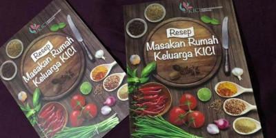 Berbagi Resep Masakan di Milad KICI