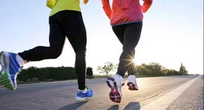 Jaga Jarak 10 Meter Jika Olahraga Lari Di Tempat Umum