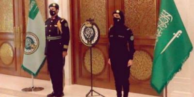 Wah, Arab Sudah Punya Pasukan Perempuan Pengawal Kerajaan