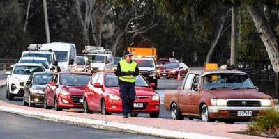 Melbourne Kembali Bersiap Lockdown Panjang, Panic-buying Tidak Terhindarkan
