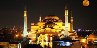 Perubahan Fungsi Hagia Sofia