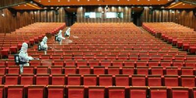China Buka Bioskop Setelah Tutup Enam Bulan, Begini Peraturan Barunya