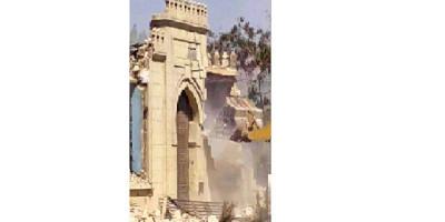 Mesir Bantah Hancurkan Makam Kuno Islam Demi Bangun Jembatan