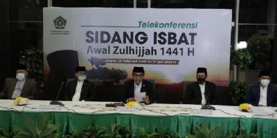 Resmi, Pemerintah Tetapkan Idul Adha 1441 H Jatuh pada 31 Juli 2020