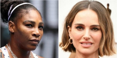 Bintang Hollywood Natalie Portman Dan Petenis Serena Williams Bentuk Tim Sepak Bola Wanita