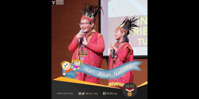 Pesan Presiden Joko Widodo Untuk Anak Indonesia